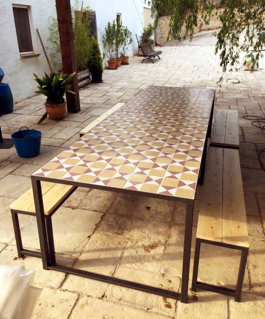 taula terrassa